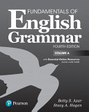 Fundamentals of English Grammar Student Book a With Essential Online Resources PDF