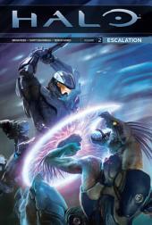 Halo Volume 2 Escalation: Volume 2, Issues 7-12