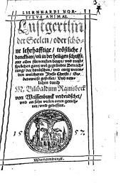 S. Bernardi Hortulus animae, Lustgertlin der Seelen