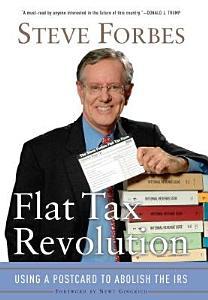 Flat Tax Revolution Book
