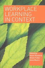 Workplace Learning in Context
