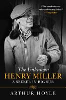 The Unknown Henry Miller PDF