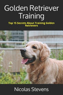 Golden Retriever Training PDF