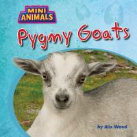 Pygmy Goats PDF