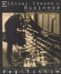 Ethical Issues In Business Book PDF