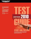 Airframe Test Guide 2010