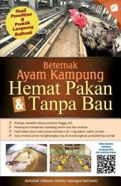 Beternak Ayam Kampung Hemat Pakan & Tanpa Bau