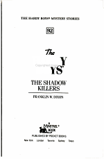 The Shadow Killers