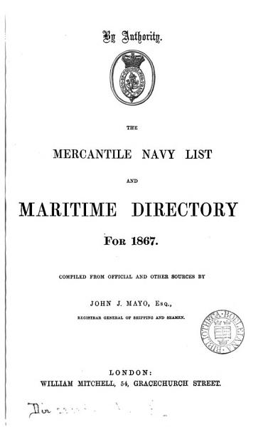 Download The Mercantile navy list  1848  4 issues   49  2 issues   50 53 57 61 64 71 80 81 92 1939 Book
