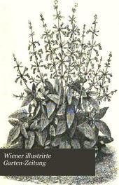 Wiener illustrirte Garten-Zeitung: Band 11