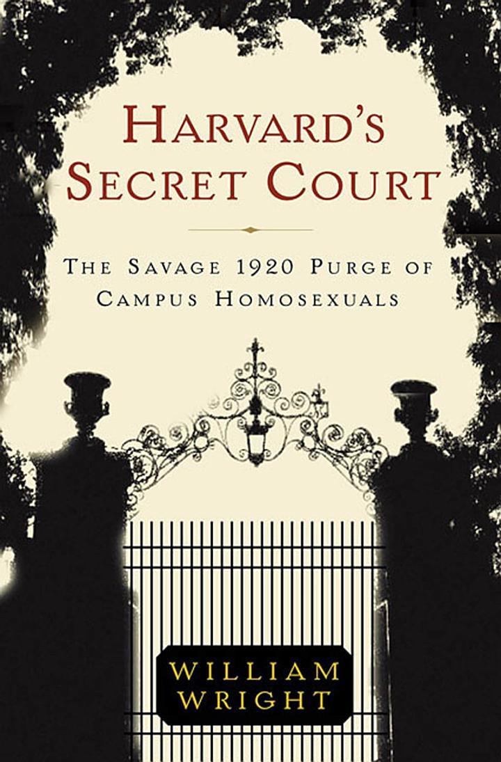 Harvard's Secret Court