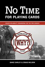 No Time for Playing Cards