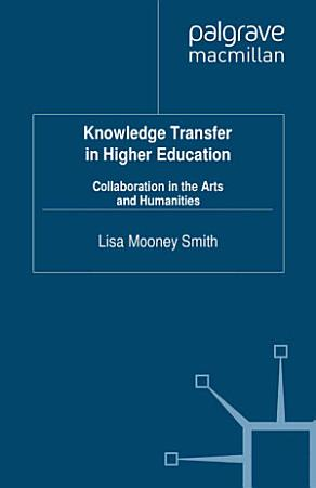 Knowledge Transfer in Higher Education PDF