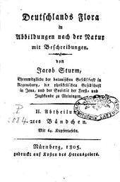 Deutschlands Flora in Abbildungen nach der Natur mit Beschreibung: Band 14