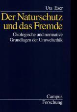 Der Naturschutz und das Fremde PDF