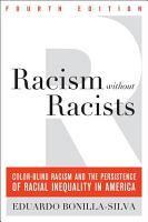Racism without Racists PDF