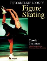 The Complete Book of Figure Skating PDF