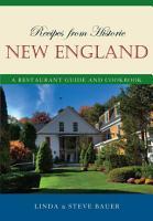 Recipes from Historic New England PDF