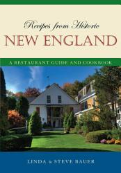 Recipes From Historic New England Book PDF