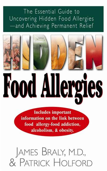 Hidden Food Allergies PDF