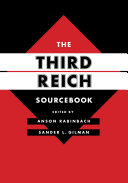The Third Reich Sourcebook