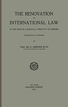 The Renovation of International Law PDF