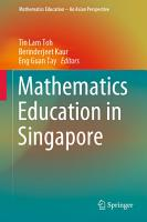 Mathematics Education in Singapore PDF