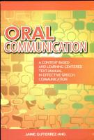 Oral Communication PDF