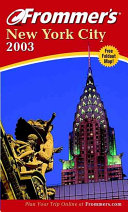 Frommer s New York City 2003 PDF