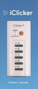 Iclicker  Student Remote and Reef 6m Packaging