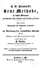 H.G. Ollendorff's neue Methode