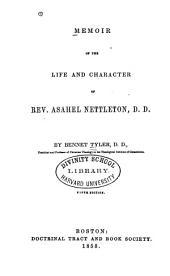 Memoir of the Life and Character of Rev. Asahel Nettleton: Part 4