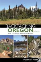 Backpacking Oregon PDF