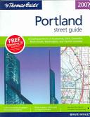 Portland Street Guide, 2007