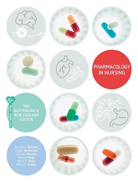 Download Pharmacology in Nursing Book