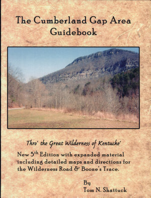 The Cumberland Gap Area Guidebook PDF