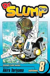 Dr. Slump: Volume 8