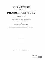 Furniture of the Pilgrim Century, 1620-1720
