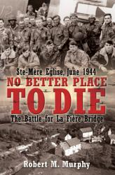No Better Place to Die PDF