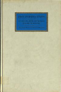 Past Perspectives PDF