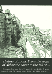 History of India: Volume 4
