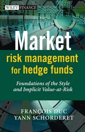 Market Risk Management for Hedge Funds: Foundations of the Style and Implicit Value-at-Risk