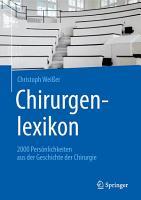 Chirurgenlexikon PDF