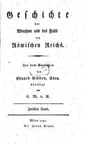 Geschichte der Abnahme und des Falls des Römischen Reichs: Band 12