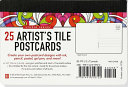 Studio Series Artist s Tile Postcards