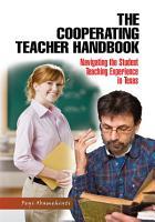 The Cooperating Teacher Handbook PDF