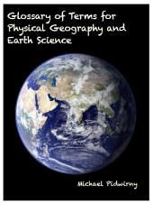 Glossary of Terms for Physical Geography