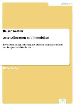 Asset Allocation mit Immobilien PDF