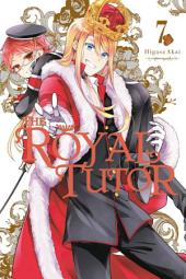 The Royal Tutor: Volume 7
