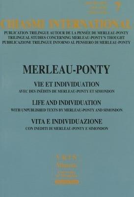 Merleau-Ponty : vie et individuation